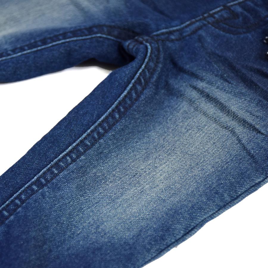 HSIN1609004-8Infant Baby Boy&Girl Denim Jeans Pants Newborn Bebe Soft Harem Pants Toddler Kid Stretch Jeans Solid Trousers Children Clothing