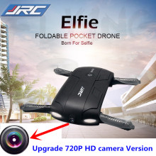 jjrc h37 elfie foldable mini rc selfie drone with camera hd gyro wifi fpv rc dron helicopter VS H31 H36 H8 mini X5SW X5SW-1 X5C