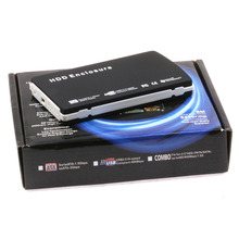 2.5 inch USB2.0 SATA mobile hard disk box USB external hard disk box special offer(China)