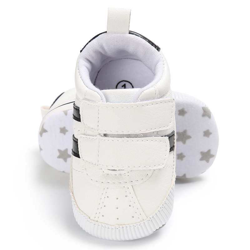 Fashion PU Leather Baby Moccasins Newborn Baby Shoes For Kids Sneakers Infant Indoor Crib Shoes Toddler Boys Girls First Walkers 9
