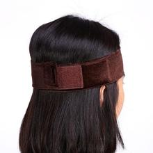 1 PCS Velvet Hair Band Adjustable Velvet Wig Grip Hair Band Headband Wiggery Accessery Headband 3 Colors