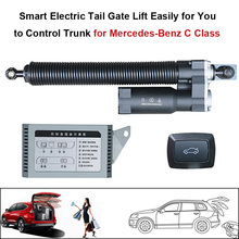 Smart Auto Electric Tail Gate Lift for Mercedes-Benz C class Remote Control Set Height Avoid Pinch With electric suction