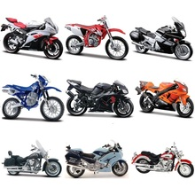 Maisto 1:18 Yamaha FJR 1300 /YZF/450/Road Star/TT-R/Die-casts model bike bicycle Collection