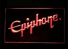 Epiphone Electronic Guitar beer bar pub club led neon light sign wholesale and retail