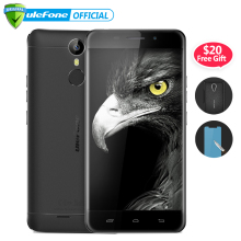 Ulefone Metal 4G Mobile Phone 5 inch HD IPS MTK6753 Octa Core Android 6.0 3GB RAM 16GB ROM 8MP Glonass Fingerprint ID Cellphone