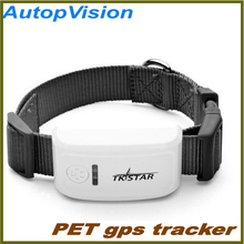 Mini GPS Tracker Locator /TK909/IPX6 waterproof / for small PET dog cat / personal /old man GPS tracking device no original box(China)