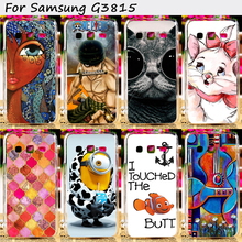 Hard Plastic Cell Phone Skin Cases For Samsung Galaxy Express 2 G3815 Cases Anti-Knock Top Rated Mobile Phone Accessories