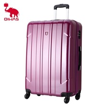OIWAS Brand Rose Red 28 inch Rolling Luggage Case Travel Trip Business Spinner Wheel Trolley Large Capacity Suitcase OCX6075-28
