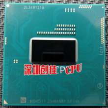 Original intel CPU Core processor I5-4200M SR1HA 2.5G 3M Cache I5 4200M 2.5G to 3.1G PGA946 for HM87 Free Shipping