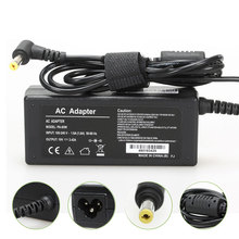 New High Qualtiy 19V 3.42A 65W 5.5*1.7mm FOR ACER Dell Laptop Supply Laptop AC Adapter + Power Cord Cable(China)