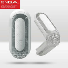 TENGA FLIP ZERO Male Masturbator Reusable Aircraft Cup Sex Toys For Men Japan Masturbation Pocket Pussy Adult Sex Products(China)