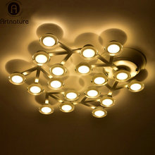 modern led ceiling lights contemporary led ceiling light for living room office villas clubs hotels(China)