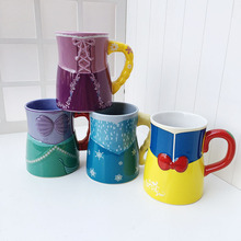 Original Large 3D Cute Cartoon Ceramic Coffee Mug Cup Gift Collection