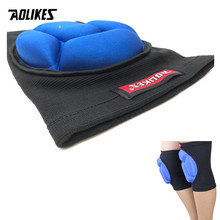 0217B ES Men Women Sponge Knee Pads For Dancing Basketball Volleyball Rodilleras Sliders Patella Guard Protetor Support Kneepad