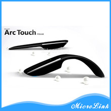 Wireless Mouse For Microsoft Surface Arc Touch 3D Computer Mouse 2.4Ghz Foldable Mouse For PC & Laptop