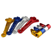 FXCNC Racing Clutch Line Cable Holder Bracket  Fit For YAMAHA YZF R3 R25 Sliver/Gold/Blue/Red