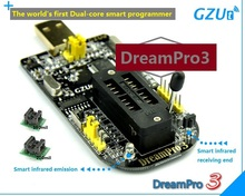 DreamPro3 DreamPro2 Offline copy motherboard BIOS SPI FLASH 25 USB programmer writer + Adapter 150mil and 209mil