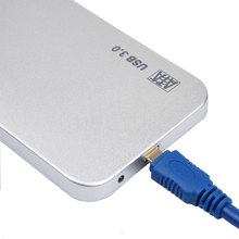 Colorful USB 3.0 HDD Case Hard Drive Disk External Storage Case 2.5 Inch Aluminium  HDD Enclosure 2.5'' High Quality