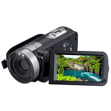 "1080P HD Digital Camera Recorder Camcorder 3.0"" Inch TFT LCD Touch Screen 16x Zoom Video Camera 5 MP CMOS sensor"