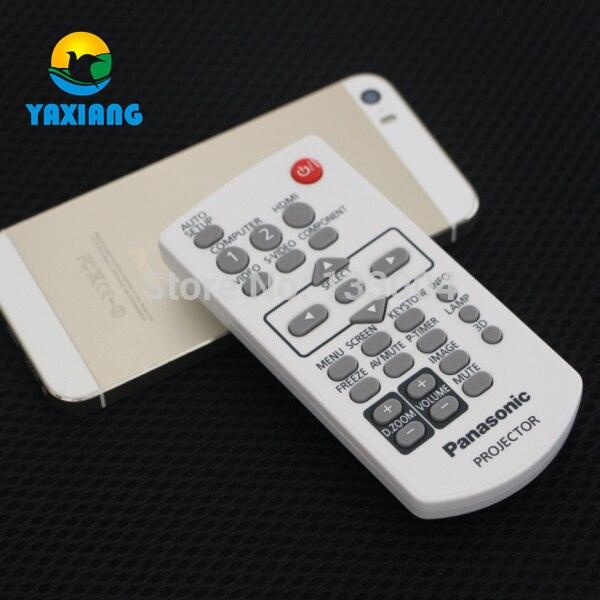 NEW Original Projector Remote Control for Panasonic projectors PT-UX273C PT-X22 PT-BX40 PT-AE2000 PT-LM1 PT-PX660, ETC<br>