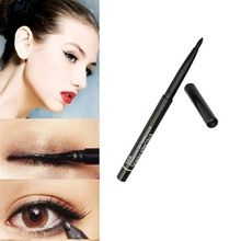 1 pc Matte Good Quality Sweat Liner Lady Pen Pencil Beauty Comestic Waterproof Eye Eyeliner Makeup Tool(China)