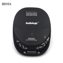2017 Time-limited Special Offer Radio Cd Player Binyeae-aojie Portable Cd Player Walkman Supports English Disc(China)