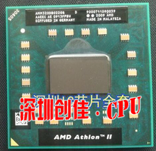 original AMD Athlon II Dual-Core Mobile M320 AMM320DBO22GQ notebook CPU processor laptop M360 M340 P320 P340 N350 N370