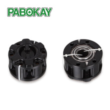 2 pieces x FOR MAZDA B series Fighter 99-01 FORD Ranger 99-01 Courier -->90 Locking hubs B038 S234-33-205C S23433205C(China)