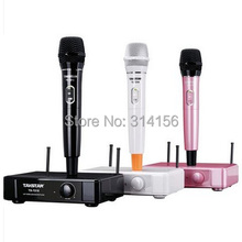 Takstar TS-7210 UHF Wireless Microphone Mini receiver use for Campus meeting, entertainment, speech, karaoke Network(China)