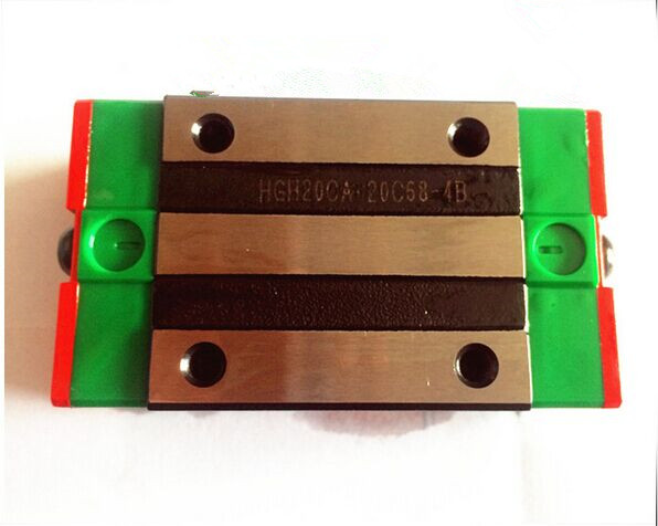 HGH20CA HIWIN Linear Guideways Rail Carriage Block with Grease Nipple match HGR20 CNC DIY<br><br>Aliexpress