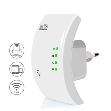 Wireless WiFi Repeater 2.4G 300 Mbps เครื่องขยายสัญญาณ WiFi Extender 802.11N/B/G WiFi Booster สัญญาณ Wi - Fi Signal Amplifier wi - Fi Access Point(China)
