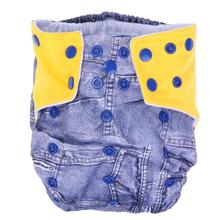 Baby Cloth Diapers Boy Girl Anti Leakage Washable Adjustable Nappies Baby Nappy Changing Cloth Diapers