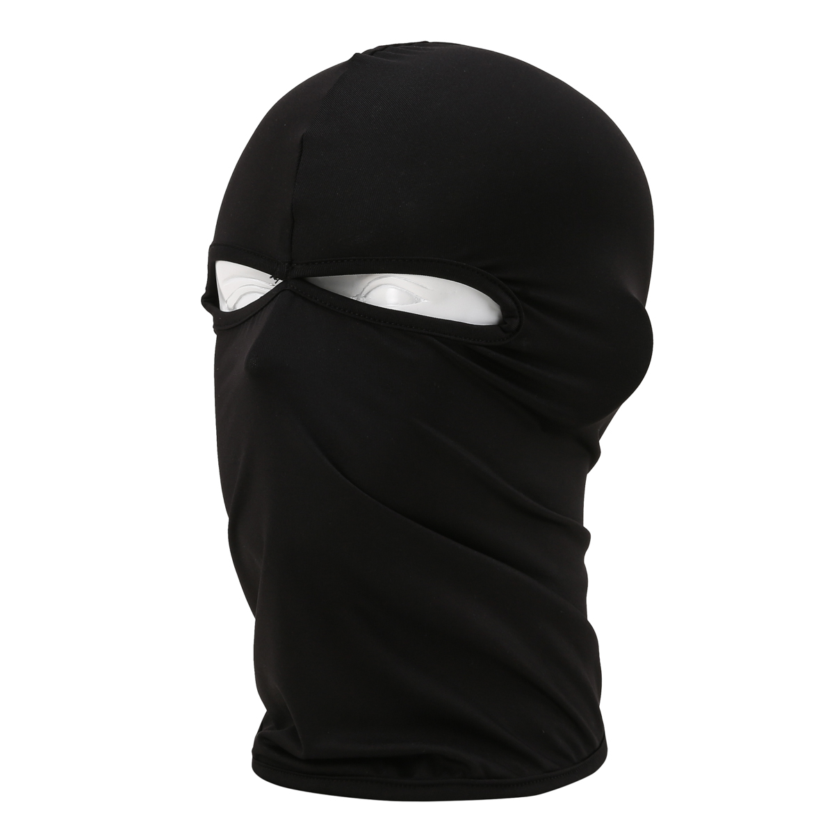 Free shipping! 2 Hole Full Face Mask Balaclava Hat Motorcycle Bike Hunting Cycling Cap Ski Military Tactal War ame Headgear(China (Mainland))