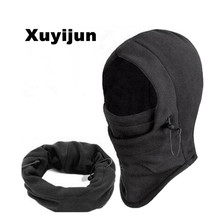 Balaclava Men Warm Windproof Face Beanie,Winter Motorcycle Neck Warmer Helmet Hat,Thermal Fleece Balaclava Skullies Cap