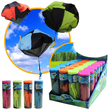 AUTOPS 2016 New Hand Throwing Kids Mini Play Parachute Toy Soldier Outdoor Sports Children's Educational Toys