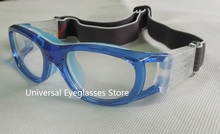 Custom made   tennis soccer basketball Myopia Sports goggle nearsighted eyeglasses ,1.56 lens, teenagers kids
