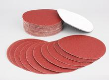 20pcs 7 Inch 180mm Round Sandpaper Disk Sand Sheets Grit 60-1200 Hook and Loop Sanding Disc for Sander Grits(China)