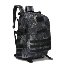 High Quality 3D Military Backpack Nylon Waterproof Army Backpacks Molle Camouflage Travel Bag E45
