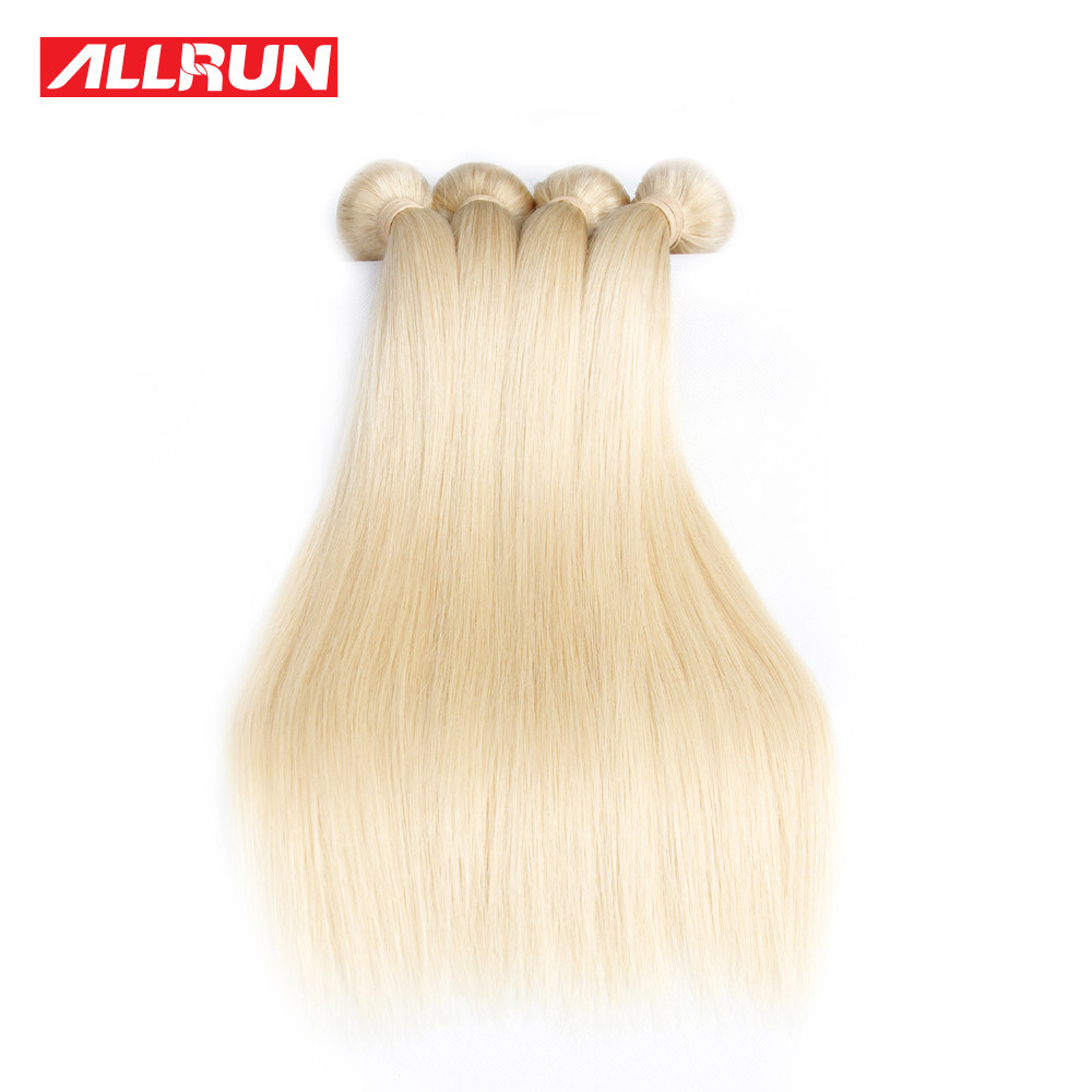 No Shed 7A Grade Raw Indian Hair #613 Blonde Straight Human Hair 4 Bundles Straight Hair Virgin Hair Blonde Bundles<br><br>Aliexpress