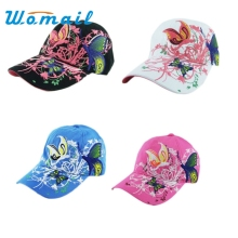 Hot Marketing Embroidered Baseball Cap Lady Fashion Shopping Cycling Duck Tongue Hat May21 Drop Shipping