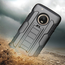 Heavy Duty Hybrid Armor Case Belt Clip Holster Cover For Motorola Moto Z Play/Droid/X Force/G5 Plus/G4 Play/Plus/G2/G3 3rd Gen >