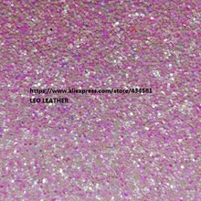 3 PCS A4 SIZE (21x29cm) Chunky Glitter Leather Glitter Fabric PU Leather for DIY Sewing P962A(China)