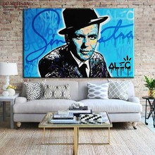 New poster Alec monopoly Graffiti arts print canvas for wall art decoration oil painting wall painting picture No framed P71