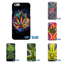 For Huawei G7 G8 P8 P9 Lite Honor 5X 5C 6X Mate 7 8 9 Y3 Y5 Y6 II Psychedelic Ganja Pot Leaf Best Silicon Soft Phone Case Cover(China)
