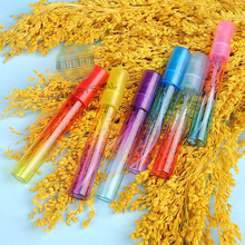 Capacity 8ml free shipping 300pcs/lot factory wholsesale c-0003 high quality glass perfume atomizer atomizers with many colors(China)