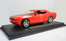1/18 Scale USA 2006 Dodge Challenger Diecast Metal Car Model Toy New In Box For Gift/Collection/Decoration
