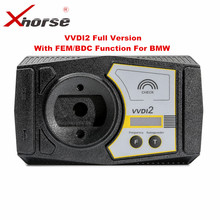 Xhorse VVDI2 Commander Key Programmer V4.7.8 Full Version Plus For BMW FEM BDC Functions Authorization Without Ikeycutter Condor(China)