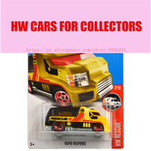 2016 Toy cars Hot Wheels 1:64 Rapid Response Car Models Metal Diecast Collection Kids Toys Vehicle For Children Juguetes