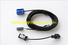 Car Radio Micphone Mic Phone Bluetooth Cable Kit For BMW E90 X1 with BMW Professiona Radio(China)