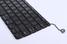 100% Working New US Layout keyboard For Macbook Pro 15'' Unibody A1286 keyboard 2009 2010 2011 2012 Series
